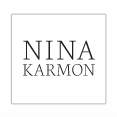 logo of the violinist nina karmon